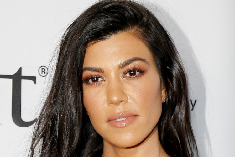 Kourtney Kardashian Clapped Back at Mom-Shamer on Instagram Over a Comment About Her Son's Long Hair