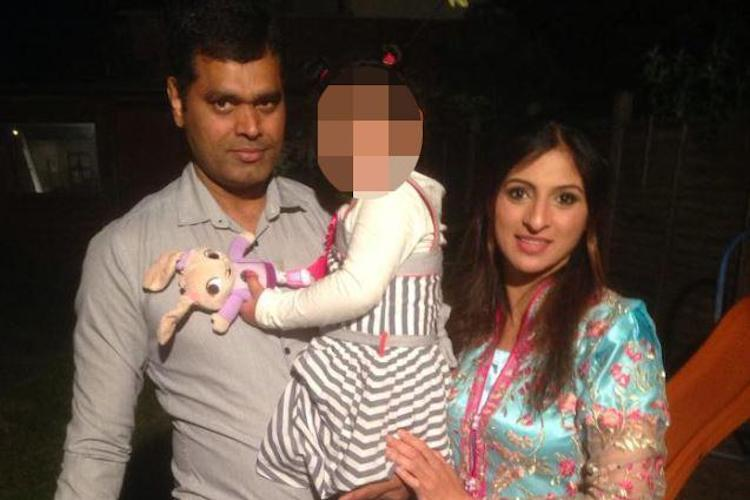 Ramanodge Unmathallegadoo Spurned Husband Shoots Pregnant Ex-Wife and Mom-of-Five with Crossbow, Killing Her, But the Baby Survives