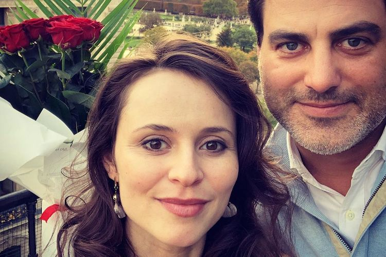 Olympic Figure Skater Sasha Cohen Has a New Fiancé, and Guess What, They're Expecting Their First Child!