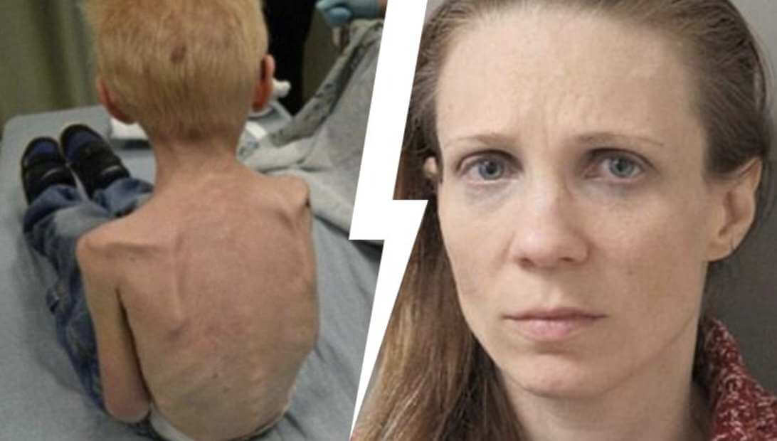 boy starved by stepmom was saved by his siblings. their testimony lead to her being sentenced to 28 years