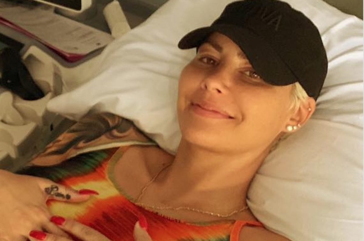 Amber Rose Shares First Photos of New Son, Slash Electric, 1 Month After His Birth