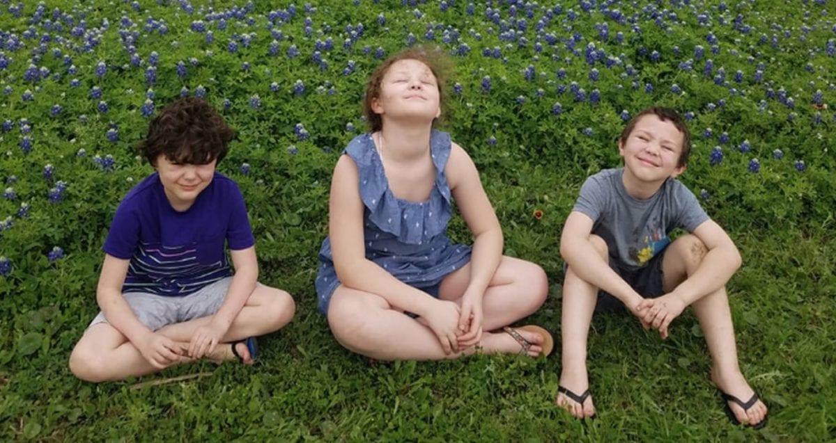 texas mom murder-suicide children