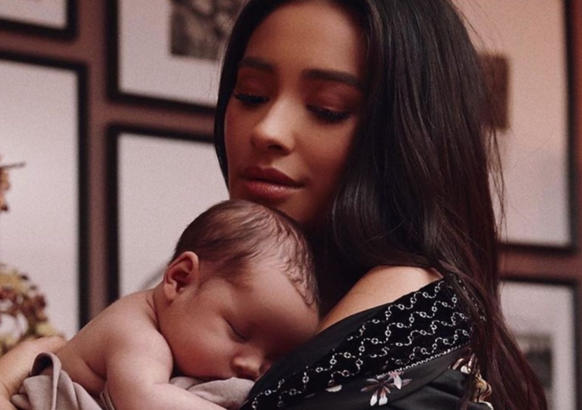 Actress Shay Mitchell Reveals Her Baby Girl's Unique Name; an Ode to Her Love of Traveling...