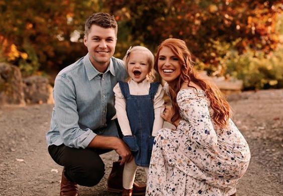 pregnant mom audrey roloff struggles after husband jeremy has surgery