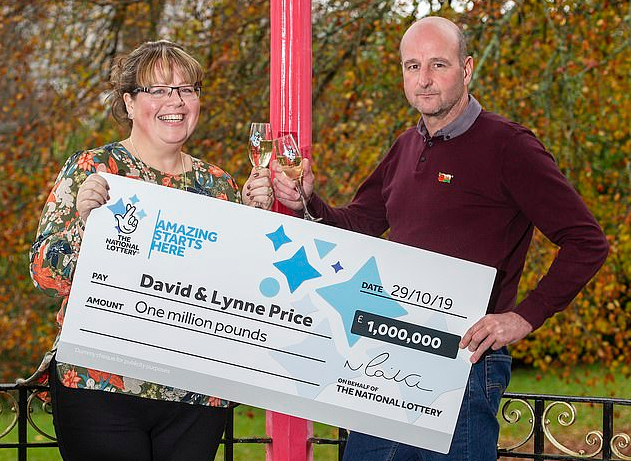Mom Lynne Price Beats Cancer Wins Lottery on Same Day