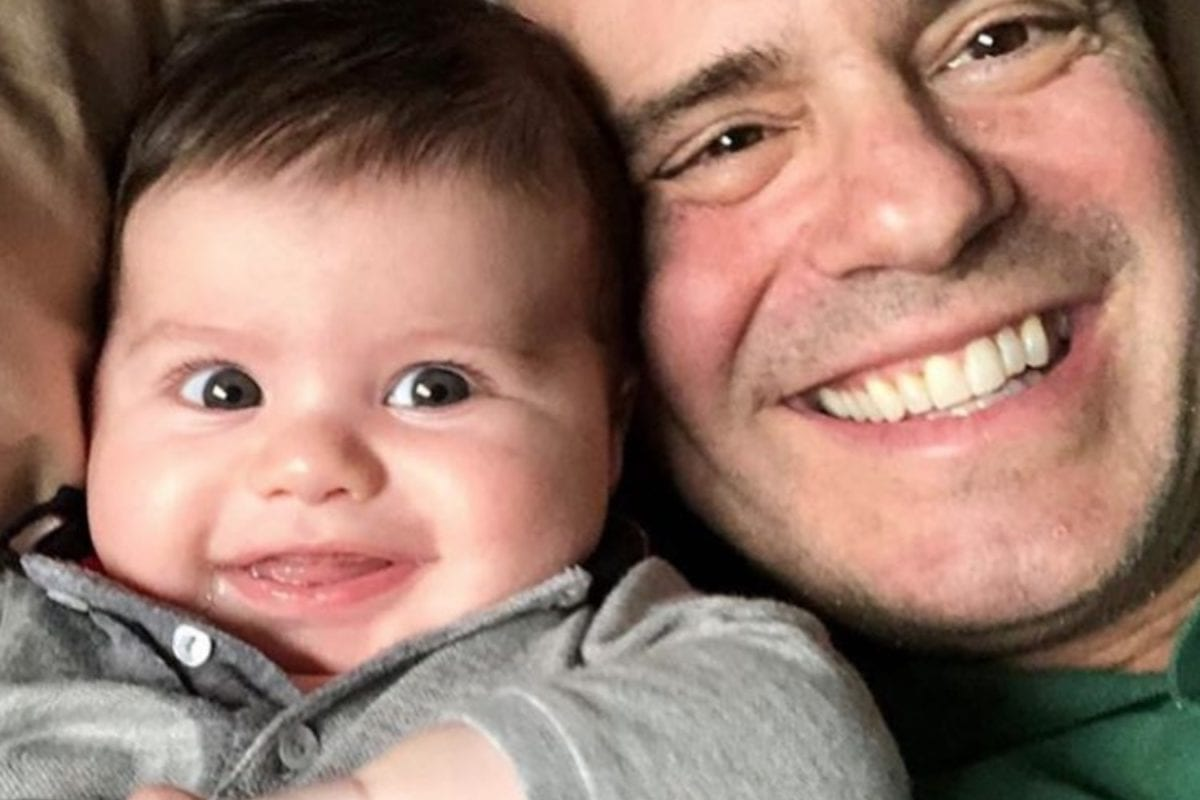Andy Cohen's Son Benjamin Named 2019's 'Cutest Baby Alive' by People Magazine
