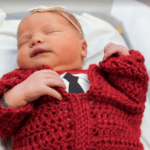 A Hospital Dressed Babies in Tiny Red Cardigans to Surprise the Late Mr. Rogers' Wife