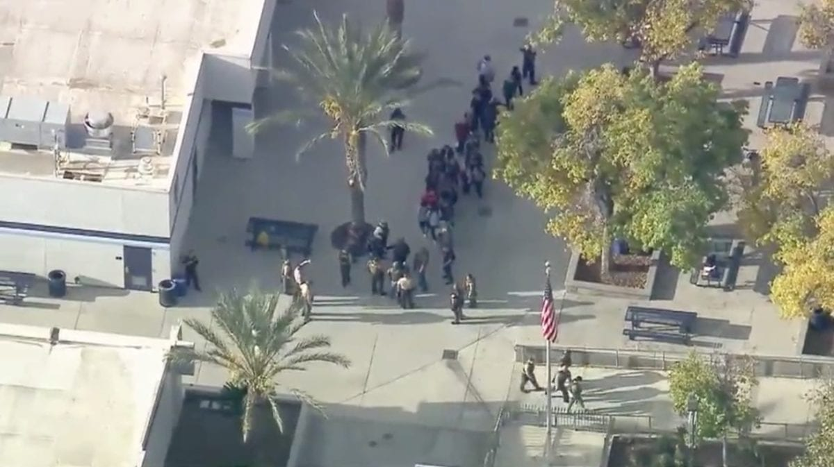 A 16-Year-Old Girl and a 14-Year-Boy Dead After a Teenage Gunman Opened Fire on His California School