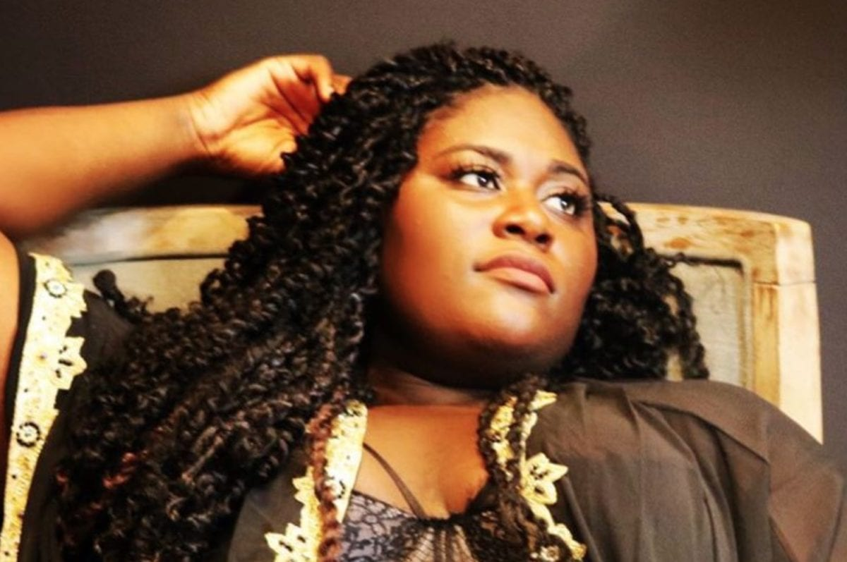 danielle brooks: oitnb's danielle brooks welcomes baby girl, calls her new bundle of joy 'perfect'