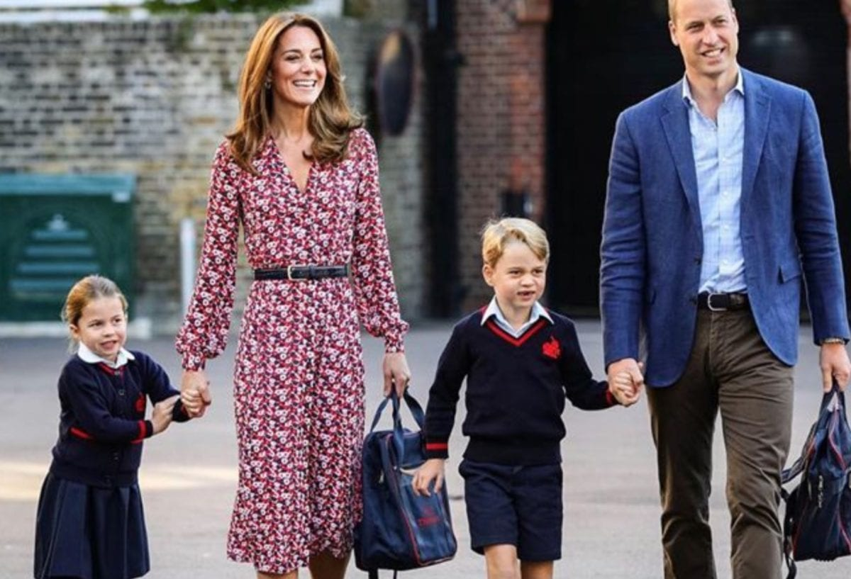 Kate Middleton Says Prince George and Princess Charlotte Love Putting on Performances for Them at Home