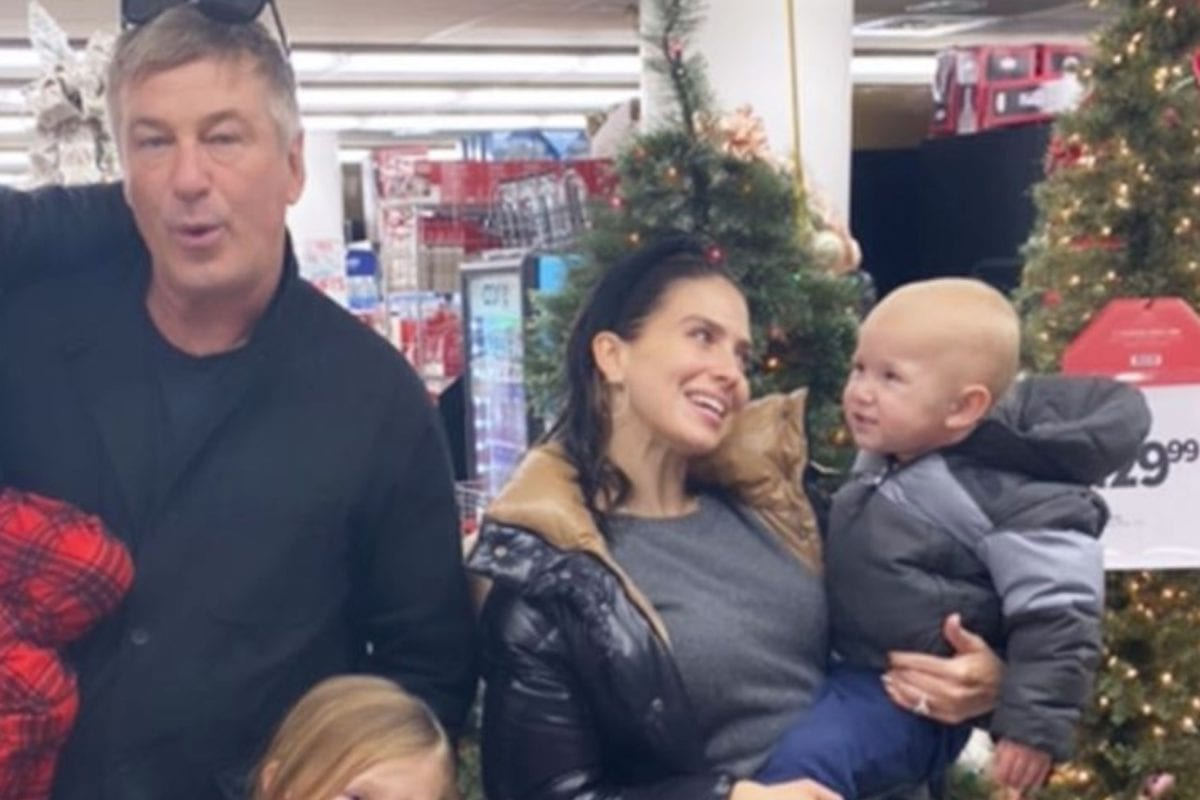 Hilaria Baldwin Says Kids Called Her the 'Worst Mommy in the World' After Going on a Date Night With Alec