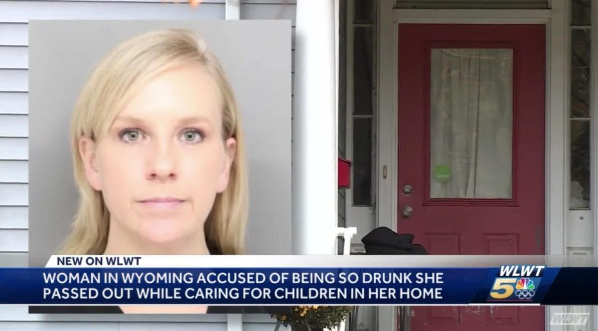 daycare owner illegal passed out