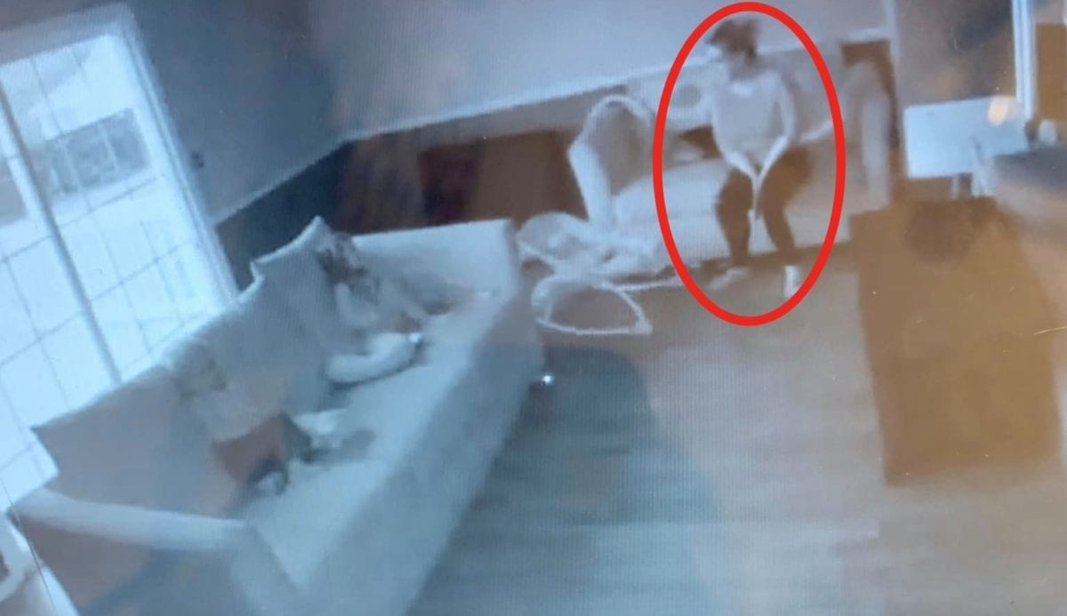 Baby Monitor: Mom Using Baby Monitor to Watch Her Kids While She Got Ready Spots 'Ghost' Lady on Baby Monitor...Then She Realized What It Really Was