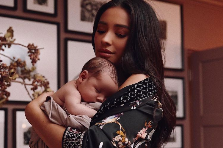 Shay Mitchell Shares Adorable One-Month Baby Update: Take a Look Back at Her Pregnancy and Motherhood Journey