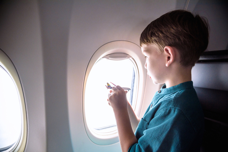 Airlines are Charging Parents Extra to Sit Next to Their Kids, Which Is Dumb and Needs to Stop