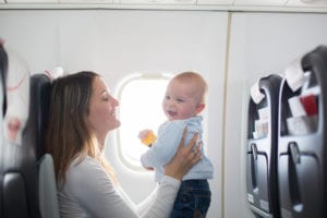 This is What a Pediatrician Wants You to Know About Flying With Kids