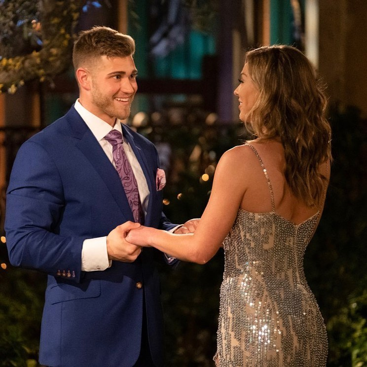 Bachelorette Luke Parker Still complaining about His Image