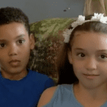 8-Year-Old Chance Blue Praised for His Bravery After Saving Himself and His Older Sister from a Terrifying Attempted Kidnapping