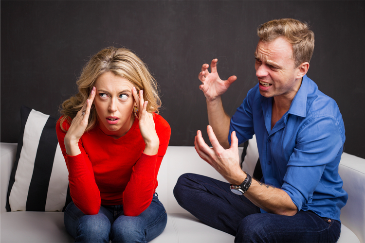 My Husband and I had a Fight: Do I File a Restraining Order?