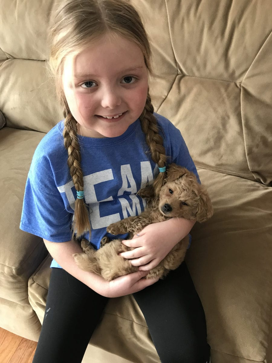 Emma Loves Dogs: An 8-Year-Old Girl Who Asked for Comforting Love Letters From Dogs During Her Brain Tumor Battle Has Died