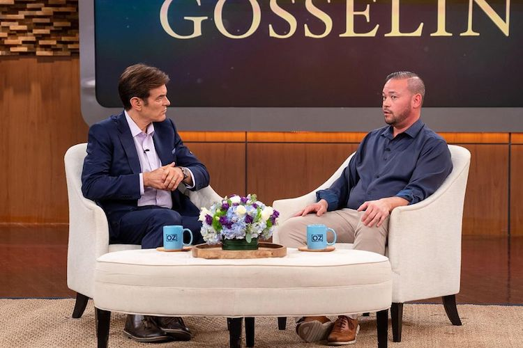 Jon Gosselin Tells Dr. Oz That Ex-Wife Kate Gosselin Was an 'Unfit Mother'
