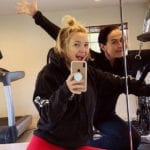 Kate Hudson Jokingly Belted Out 'Shallow' During Workout, Now Fans Are Applauding Her Voice