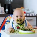 My Daughter Just Started Eating Solids & It's Changed Her Poop. Is This Normal?