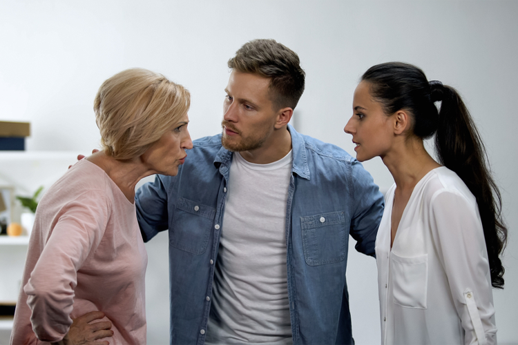 How do I Overcome a Controlling Mother-in-Law?