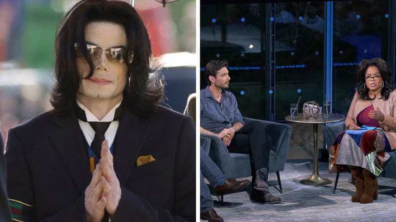 Michael Jackson Accuser Explains 'Grooming Process' to Oprah Winfrey. Says It's Why He Denied Molestation