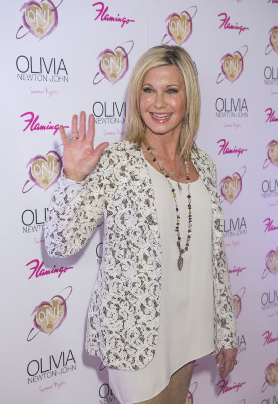 Olivia Newton John Stage 4 Cancer