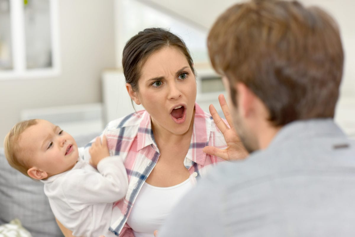 My Husband Sometimes Yells at Our Daughter and I Dislike It: Should I Leave Him?
