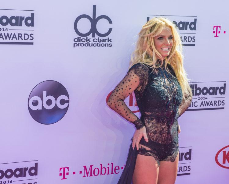 Britney Spears Motherhood