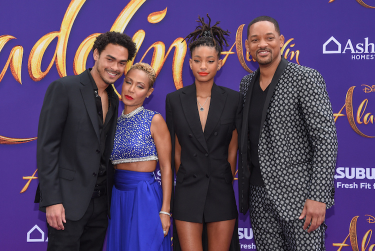 go inside willow smith's incredibly lavish 19th birthday party courtesy of her dad, will smith