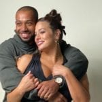 Pregnant Ashley Graham Strips Down for Intimate Baby Bump Photoshoot with Husband