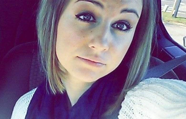 christal mcgee: teen takes selfie after crashing at 107 mph. she doesn't realize what she did to person in other car