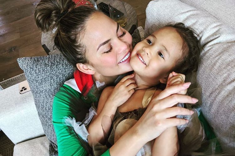 Chrissy Teigen and Her Family Had the Most Magical Holiday Week Ever