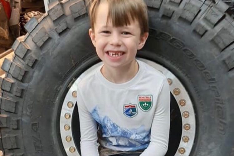 Rowan Ace Frensley: A 7-Year-Old Boy Was Accidentally Killed by His Own Father Driving a Truck in a Christmas Parade