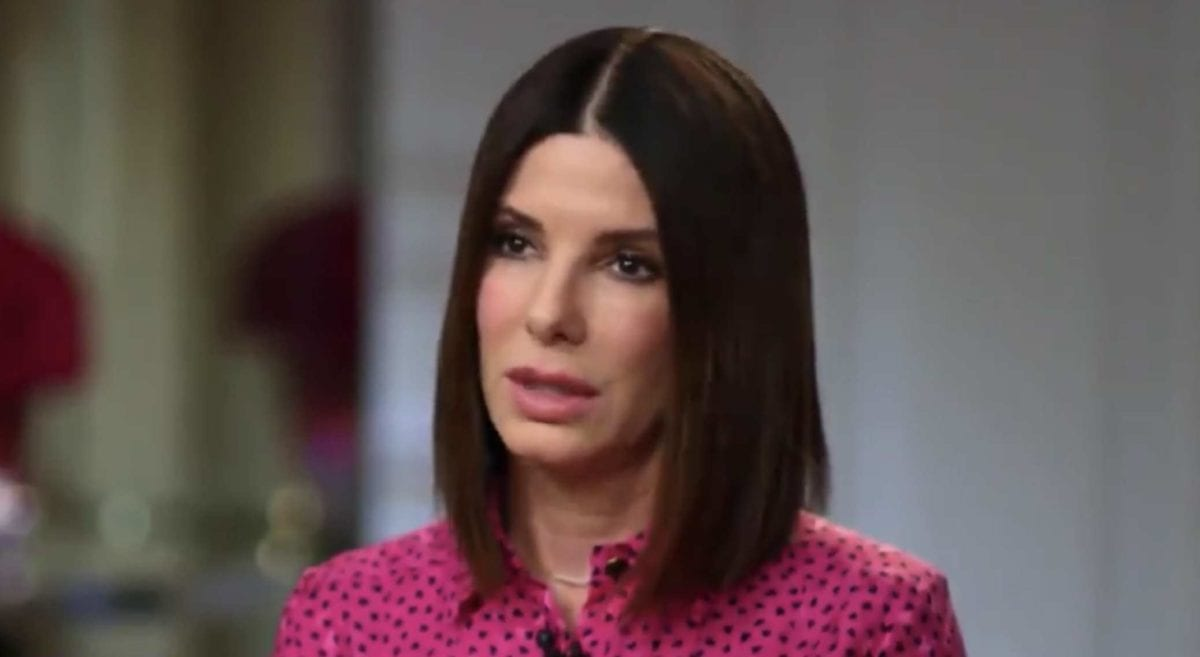 Sandra Bullock Explains Why Her Children Are Only Getting 'Three Small Gifts' for Christmas This Year