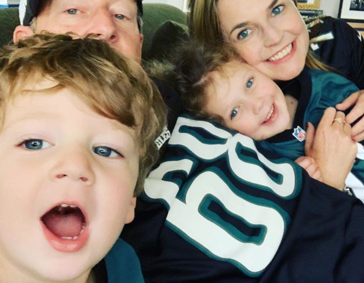Savannah Guthrie Lost Vision in Her Right Eye After Her Son Threw a Toy Train at Her