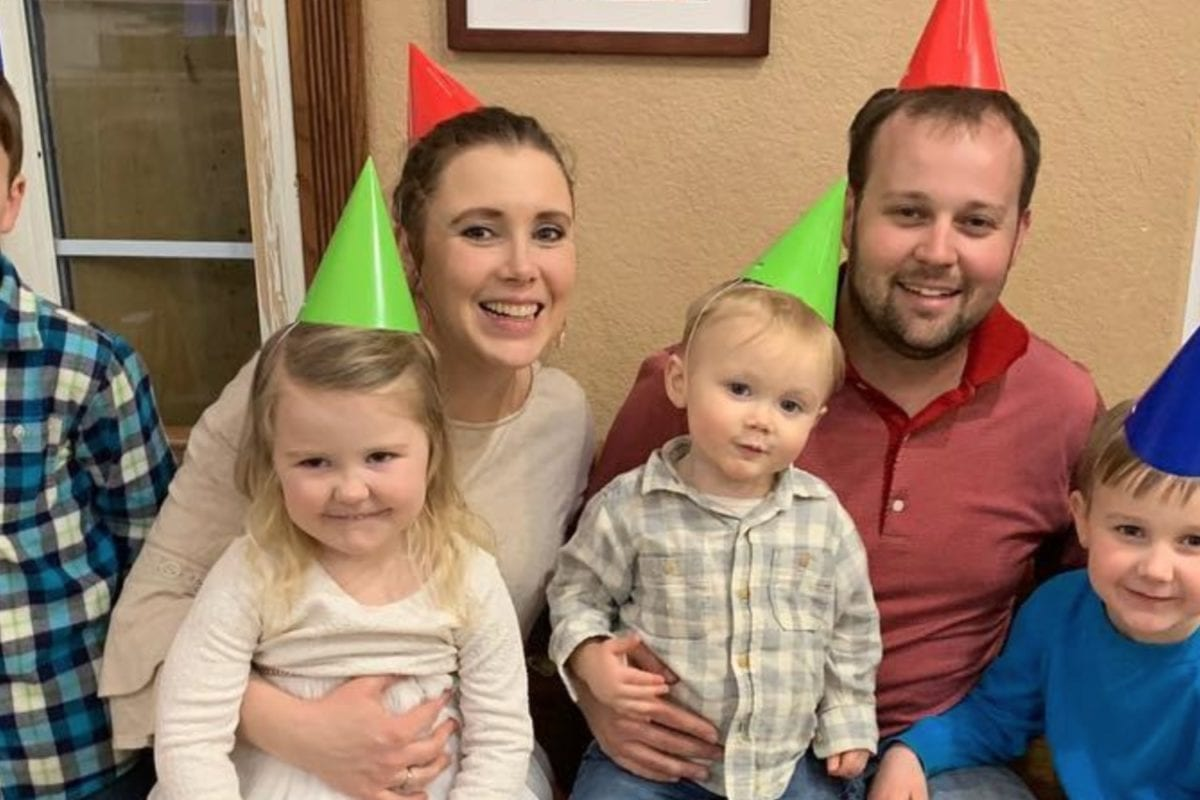 Anna and Josh Duggar Welcomed Sixth Child Into the World and Name Their Baby Girl After the Grandmother They Lost Tragically Six Months Ago