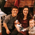 Tori Roloff Shares the Very First Photos of Her New Family-of-Four
