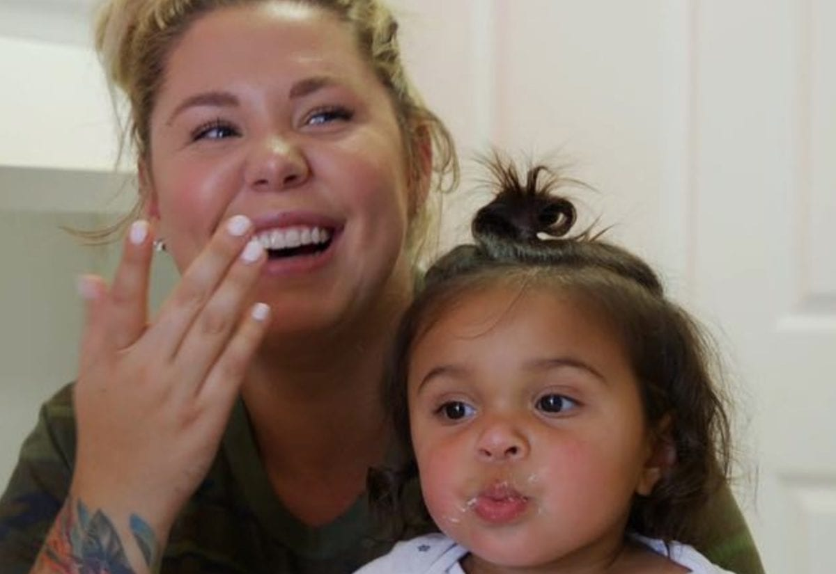 Kailyn Lowry Admits That She and Her Son, Lux's, Father Are Not Co-Parenting, But She's Hopeful For the Future
