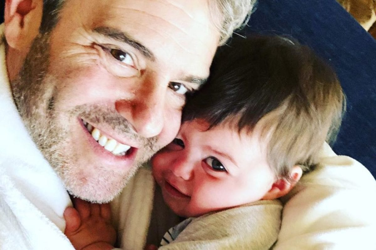 "Andy Cohen Slams Trump's Anti-Surrogacy Federal Judge Appointee, Vows to Send Her Son's ""Poopy Diapers"""