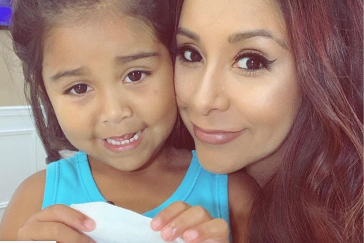 Snooki Quits Jersey Shore Because She's Done Leaving Her Kids and Done With the Threats Against Her Family