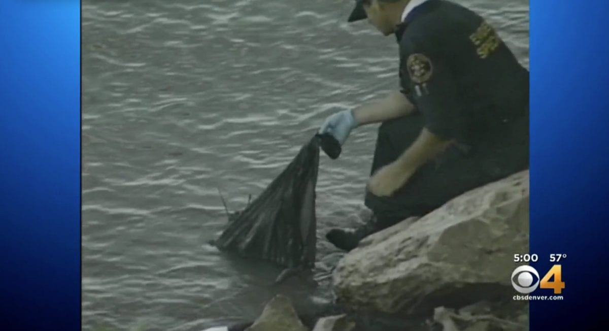 woman charged 23 years after baby was found in co reservoir