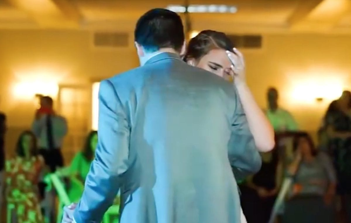 Watch This Emotional Surprise Five Brothers Give Their Sister on Her Wedding Day...