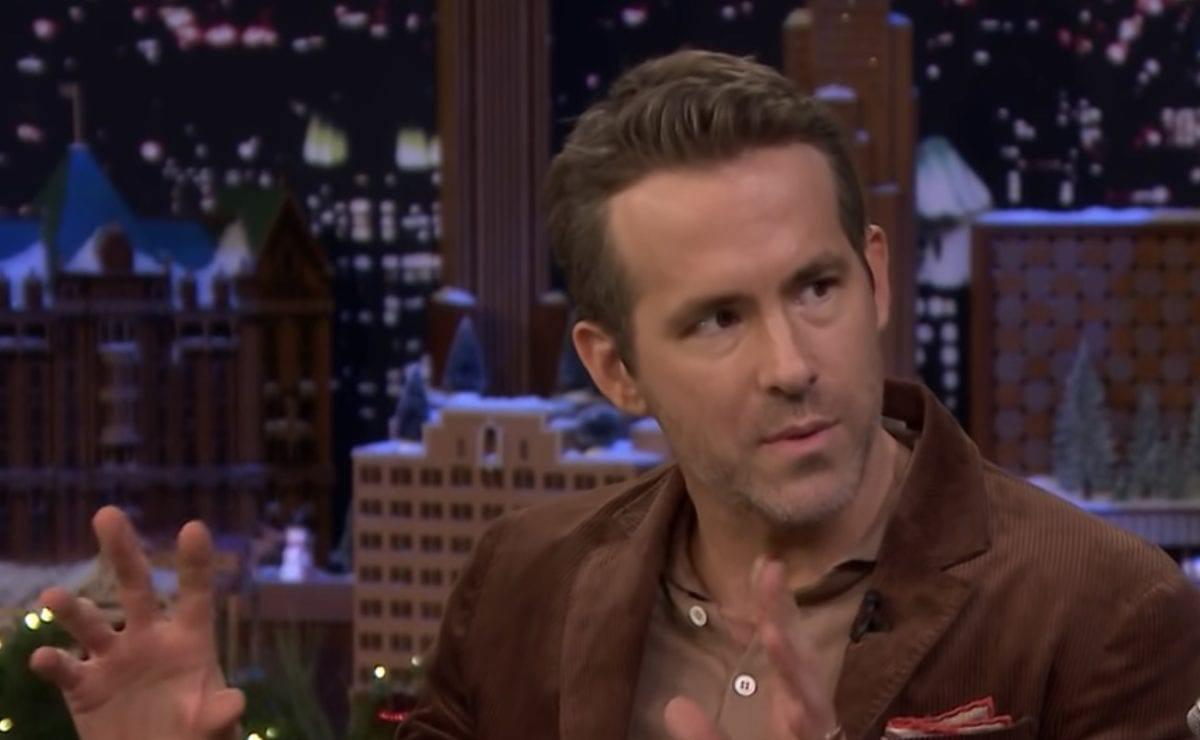 Ryan Reynolds Told Jimmy Fallon His 4-Year-Old Daughter Wants to Be an Actress, But He Doesn't Think That's a Good Idea