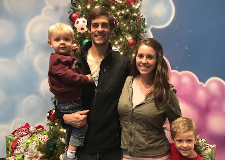 Jill Duggar Skips Family Christmas