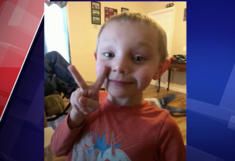5-year-old with autism vanished on christmas, found in pond