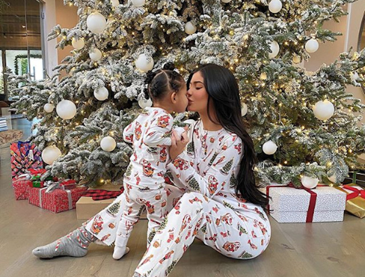 Kylie Jenner Daughter Stormi Diamond Ring